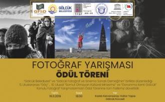 Fotoğraf yarışmalarının ödül töreni 16 Kasım'da