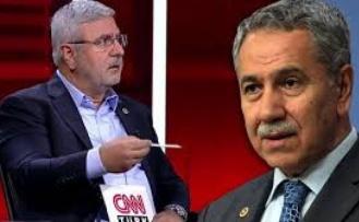 Mehmet Metiner, Arınç'a ateş püskürdü: 'KHK faciası' söylemi, bir FETÖ imalatıdır!