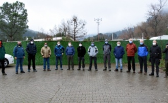 Bursalı dağcılardan faaliyet izniyle ilgili yeni düzenleme talebi