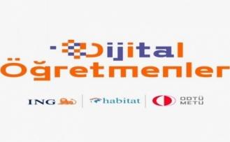 """""""Dijital Öğretmenler"""" projesine ulusal ve uluslararası 3 ödül"""
