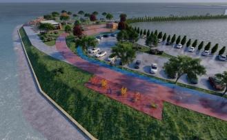 Darıca'ya yeni sahil parkı müjdesi