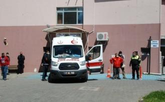 Bayramiç'te ağabeyini tabancayla yaralayan şüpheli gözaltına alındı