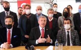 Gelecek Partisi Genel Başkan Yardımcısı Özdağ, kendisine yapılan saldırıyı değerlendirdi: