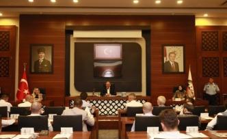 Körfez'de temmuz ayı meclisi yapıldı