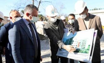 Büyükakın, Kandıra'daki 52 milyon TL'lik iki yatırımı inceledi