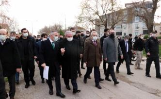 TBMM Başkanı Şentop Kırklareli'nde konuştu: