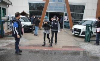 Kocaeli merkezli hırsızlık operasyonunda yakalanan 20 şüpheliden 11'i tutuklandı