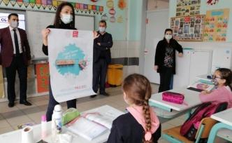 Bursa'da 6 ilkokulda uluslararası araştırma yapılacak