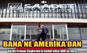 Gemlik Saadet'ten 'Soykırım(!)' tepkisi
