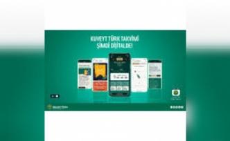 Kuveyt Türk'ün geleneksel duvar takvimi dijitale taşındı