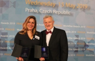 Ambalajın devi SARTEN'e  uluslararası ödül