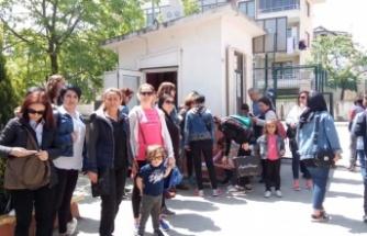 Veliler, Okul Müdürü için ayaklandı