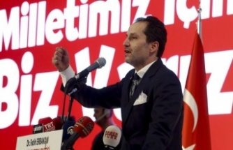 Yeniden Refah Partisinden iki istifa