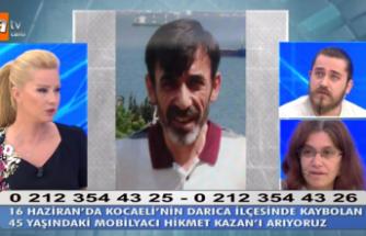 Darıcalı Mobilya ustası Hikmet Kazan'dan 4 gündür kayıp