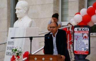 ERMAŞ Anadolu lisesinde Diploma töreni