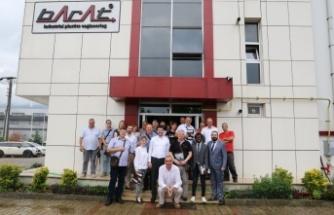 KOTO, Kocaeli ekonomisinin gücünü  Dünya pazarlarına tanıttı