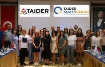 TAİDER Kuzey Yıldızı: Aile Şirketlerinde Sürdürülebilirlik Ödülleri'nde eğitim süreci tüm hızıyla devam ediyor