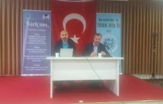 """Türk Ocaklarında """"Suriyeli Mülteciler ve Göç"""" konuşuldu"""