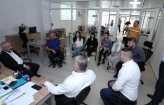 Başkan Büyükgöz Arapçeşme Bilim Sanatta