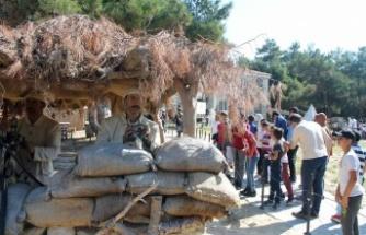 Büyükşehir, Çanakkale Şehitliğini gezdiriyor
