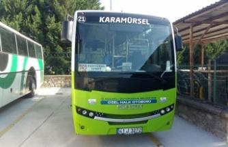 Otobüs sürücülerine ceza yağdı