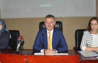 Büyükşehir Meclisi'nde 76 madde görüşülecek