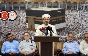 """Diyanet : """"20 Milyon Müslümanın Sofrasına Kurban Hisseleri Ulaştı"""""""
