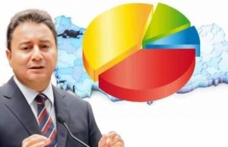 İki anket şirketinden yeni parti değerlendirmesi; Ali Babacan, AK Parti'den ne kadar oy alır?