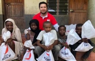 Kızılay 4 Kıta ve 51 Ülkede Milyonlara Kurban Bereketini Yaşattı