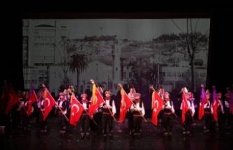 Nikomedya Halk dansları topluluğu İzmit'te sahne alacak