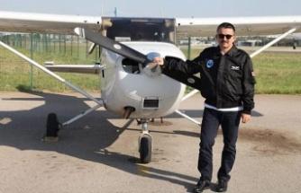 """""""Onların uçuşa elverişlilik sertifikalarına güvenmiyorum"""" demişti; Pakdemirli pilotluk lisansını THK'da yeniletmiş"""