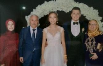 Veysel Çelik, Oğlunu evlendirdi