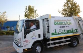 Darıca Belediyesi yeni araçlar için tören yapacak