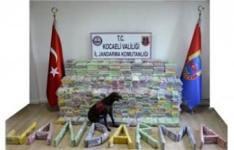 Kocaeli Valiliği Emniyet-Jandarma (Uyuşturucu İle Mücadele) Basın Duyurusu