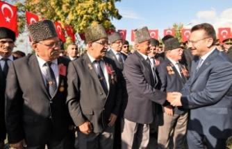 Vali Aksoy'dan Gaziler Günü Mesajı