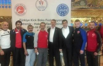 Altay İhtisas Spor kulübü Genel Kurul yapıyor
