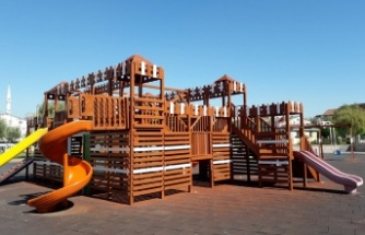 Darıca'da parklar yenileniyor