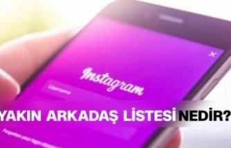 Instagram'dan Yakın Arkadaşlara Özel Uygulama