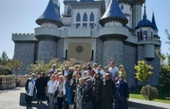 İzmitli emekliler Eskişehir'i gezdi