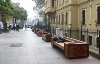 Modern şehir mobilyaları ile Kocaeli daha güzel
