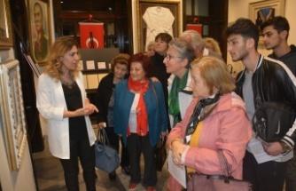 ATATÜRK Müzesinde gözyaşları sel oldu aktı