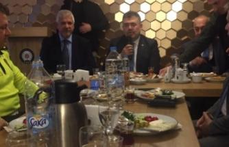 """İl Emniyet Müdürü Tipioğlu: """" 24 Saat Kocaeli'nin huzuru için görevdeyiz!"""""""