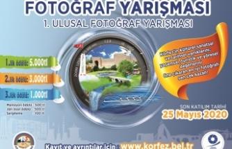 Körfez Belediyesi'nden ödüllü fotoğraf yarışması
