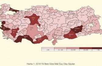 Türkiye Tefecilik Haritası
