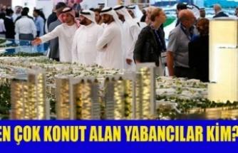 Türkiye'den En Çok Konutu Irak ve İranlılar Aldı