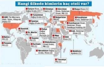 Türkler 31 Ülkede 87 Otel işletiyor