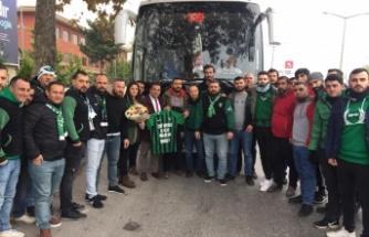 Başkan Hürriyet'ten Kocaelispor'a jest