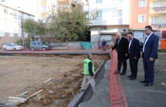 Darıca'ya yeni nesil 2 park inşa ediliyor