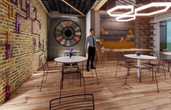 Down Kafe Hizmete Açılıyor