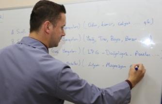 KO-MEK'ten personeline doğalgaz kullanımı eğitimi